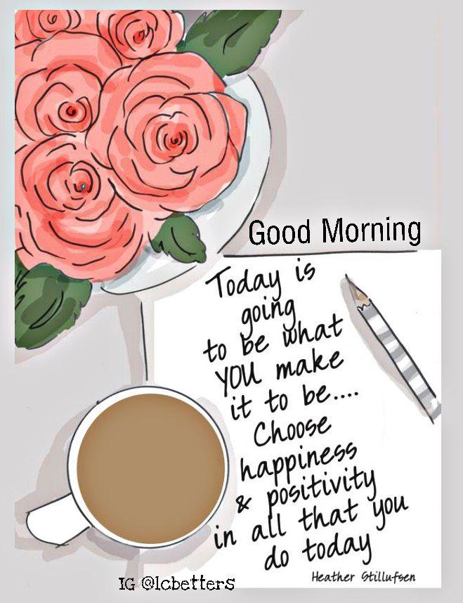 Buenos días Hoy va a ser lo que quieres que sea ... Elige la Felicidad y Positivismos en todo lo que haces hoy • #motivationalquotes #inspirationalquotes #mondaythoughts #mondaymood #mondayquotes #happiness #happinessquote #positivity #positivethoughts  #coffee #coffeequotes #coffeemachine #coffeeart #coffeecoffeecoffee #coffeeshop #coffeemaker #coffeetime #coffeelover #blackcoffee #coffeeholic #coffeeislove #coffeevibes #coffeemug #coffeedaily #coffeeshots #coffeelife #coffeebean #coffeecup #coffeeblogger #instacoffee