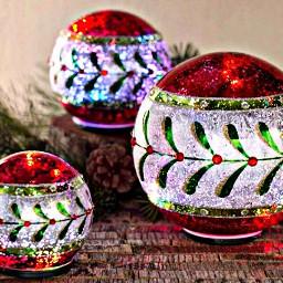 freetoedit ornaments lights garland decor