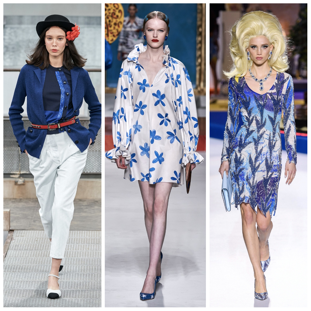 Chanel весна-лето 2020, Moscino весна-лето 2020, Moscino осень-зима 2019