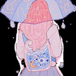 scumbrella umbrella rainyday freetoedit