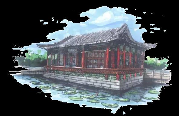 #济南大明湖