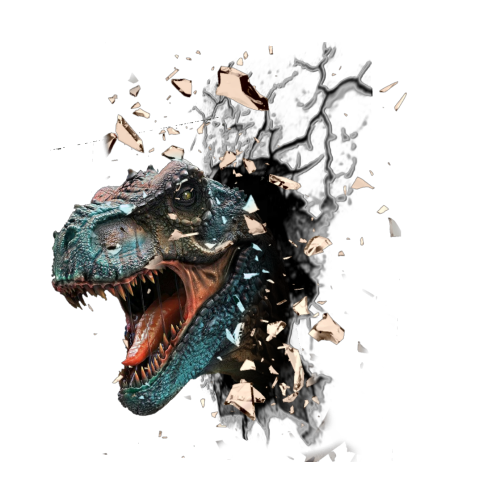 #dinosaur #trex #crash