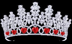 red ruby diamond gem gemstone freetoedit