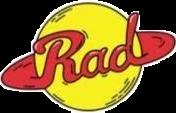 #Jirtee #rad #planet #red #yellow #sticker