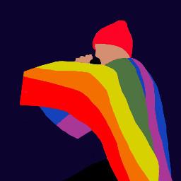 prideflag pride rainbow tylerjoseph music freetoedit