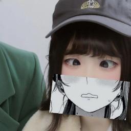 freetoedit tumblrstyle koreanstyle animegirls