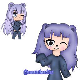 cassietheeditoryeet cassietheeditor cute kawaii adorable