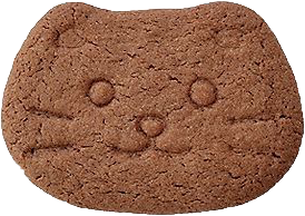 cookie cat kitty biscuit cottagecore freetoedit