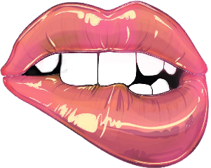 lips sexy pastel colorful mouth freetoedit