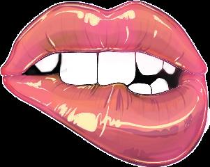 lips sexy pastel colorful mouth freetoedit