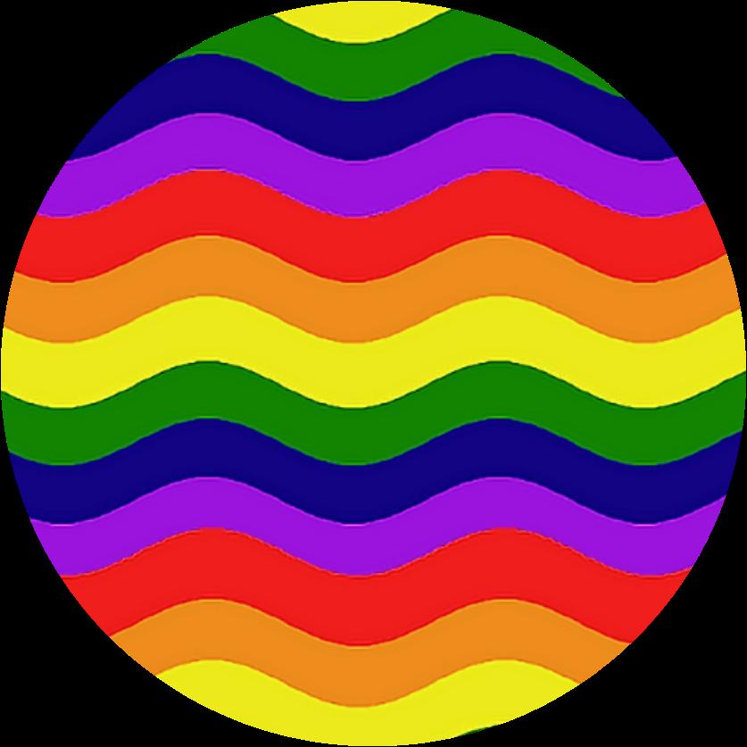 #freetoedit #rainbow #circle