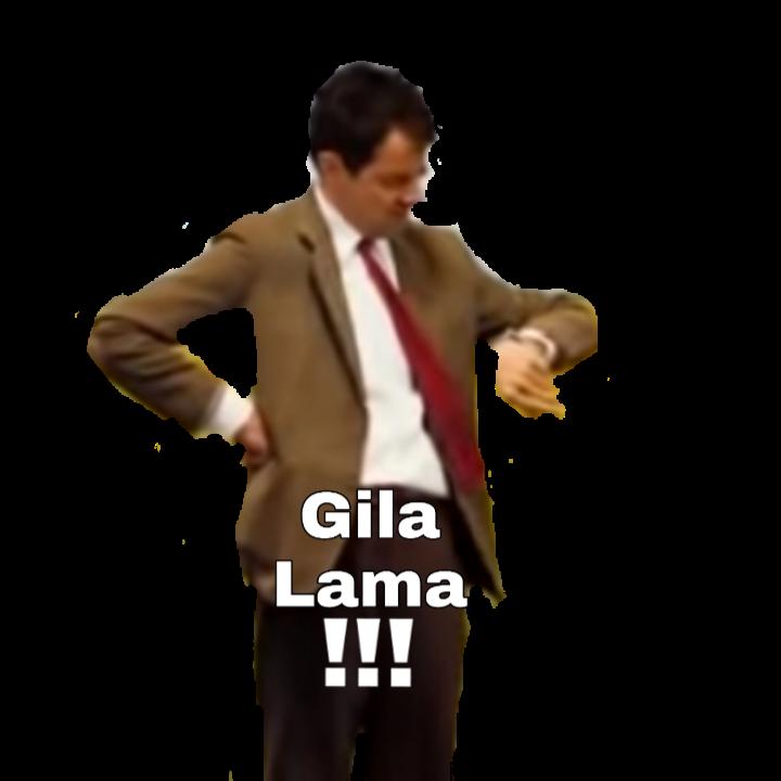 #gilalama