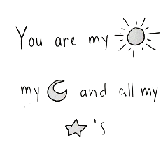 sun moon quote planet aesthetic freetoedit