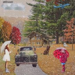 freetoedit ecrainyseason rainyseason pioggia creation