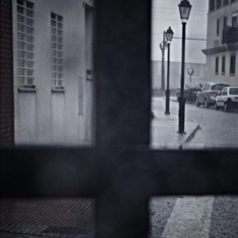 #rainyday,#lluvia,#tristeza,#fotografia,#blackandwhite,#pcgloomyweather,#gloomyweather