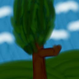 arbolito naturaleza artexd hechoen7minutos dcalonelytree alonelytree