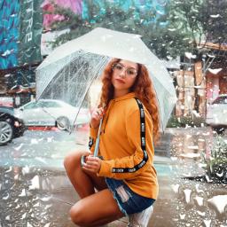 freetoedit rain lluvia paraguas umbrella ecrainyseason