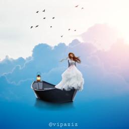 freetoedit vipaziz sky sea sun