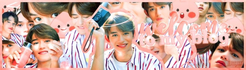 click for full size💕  lucas amino header✨  the same style as the jennie one but its nct's lucas instead haha  psd; pinkypandaa pngs; sooxxi  #lucas #nctlucas #wayv #nct #nctedit #amino #kpop #kpopboygroup #peach #cute #blog #psd #camera