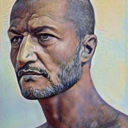 portrait digitalpainting