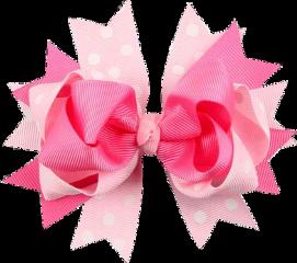 beauty бант pinksticker freetoedit