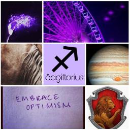 sagittarius aesthetic zodiacsigns