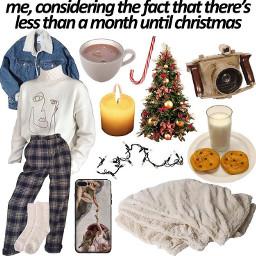 christmas winter art aesthetic tumblr