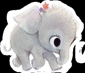 elephant drawing sketch cuteanimals cutepets freetoedit