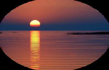 landscape sunrise sunset sea ocean freetoedit