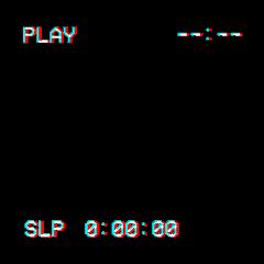 play vhs video slp zeros freetoedit