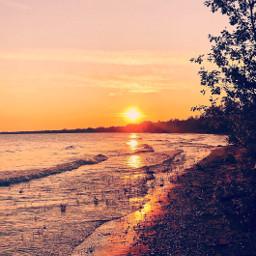 sunset sun beaches funtimes golden