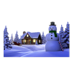 background snow home freetoedit