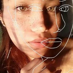 sun girlportrait