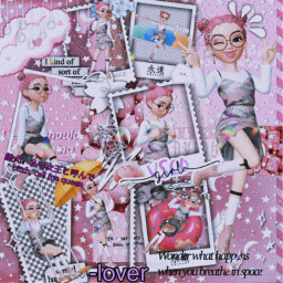 pink zepeto vsco vscogirl aestetic freetoedit