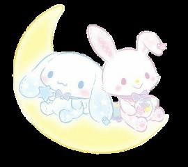 cinnamonroll moon freetoedit
