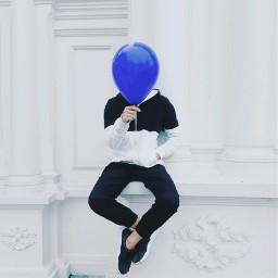 balloon people freetoedit
