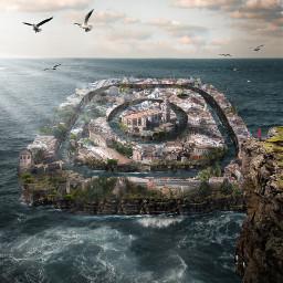instagram city landscape edits artwork