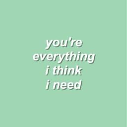 verde green phrase frase love