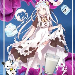 milk foodfantasy freetoedit