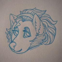 anthro furry drawing