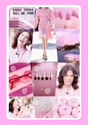 pink milliebobbybrown photography photoframe edit freetoedit