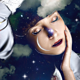 freetoedit doubleexposure fantasy surreal emotions