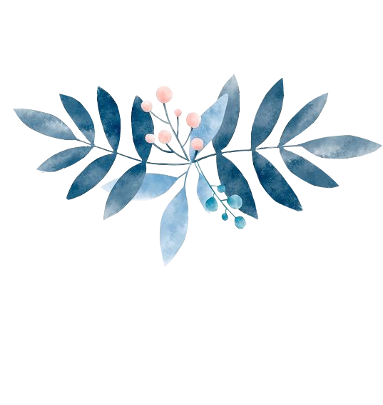 #stickers #btsv #leaves #blue #border #aesthetic #vintage #pastel #pastelcolors #nature #acuarella #acuarelas #art #drawing #rose #stickers