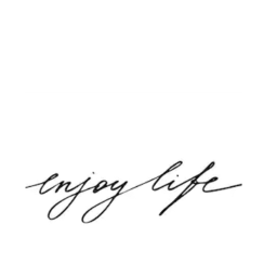quote inspiring love enjoy theme