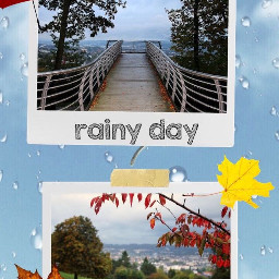 rain rainyday raindrops nature sky ccautumnmoodboard