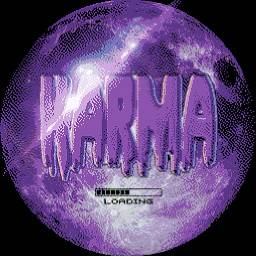 karmabis purple moon karma 8bit