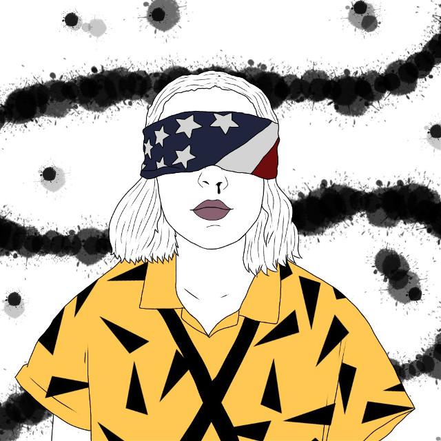 El ❤️  #eleven #millie #bobby #brown #milliebobbybrown #millie #bobbybrown  #el #elevenst #eleven #st #eleven #stranger #things #eleven #strangerthings #eleven #strangerthings #ahoy #outline #heart #freckles #draw #drawing #rysunek #rysowanie #art #doodle #doodles #digitalart  #outlineart #outline