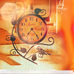 freetoedit clock ticktock time edit