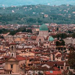 cityscape architecture italy firenze landscape