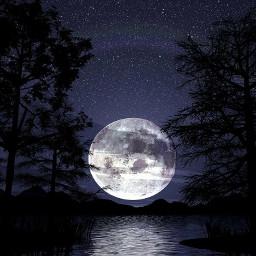 noche freetoedit night luna moon
